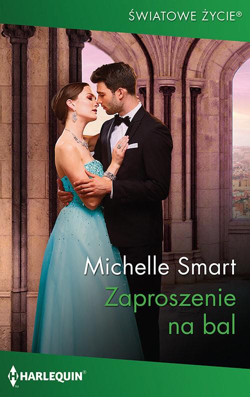 okładka Zaproszenie na balksiążka      Michelle Smart