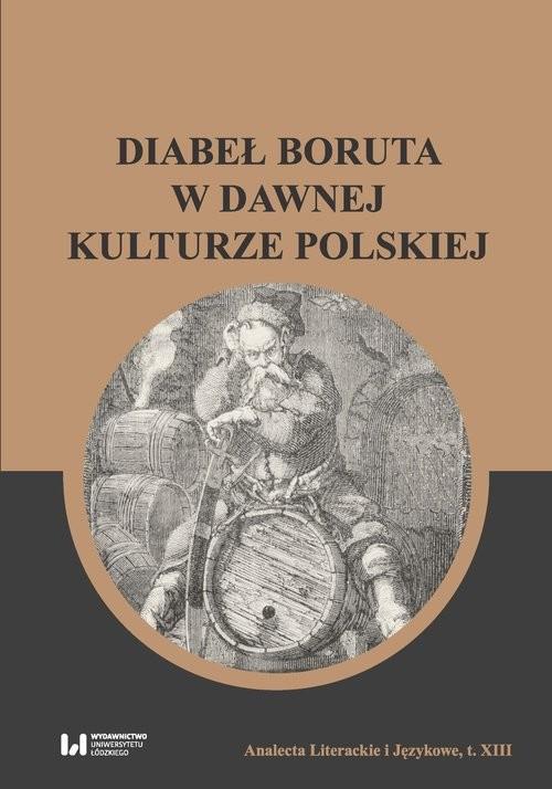 okładka Diabeł Boruta w dawnej kulturze polskiejksiążka |  |