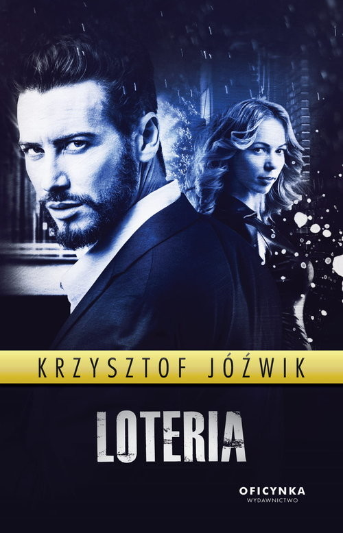 okładka Loteriaksiążka      Jóźwik Krzysztof