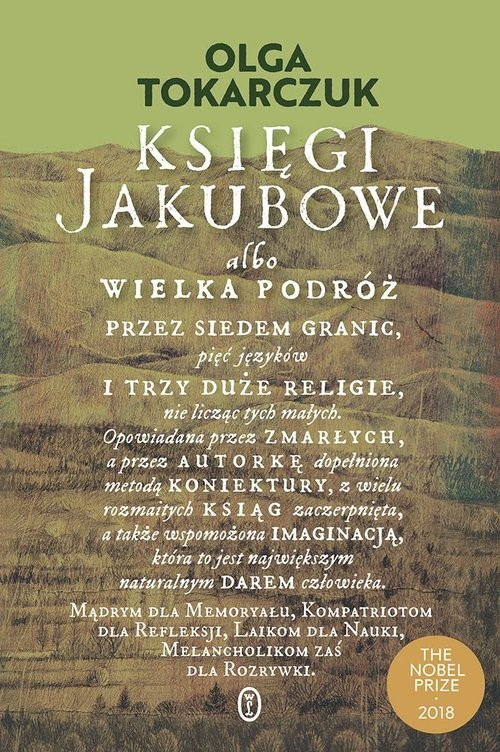 okładka Księgi Jakuboweksiążka |  | Olga Tokarczuk
