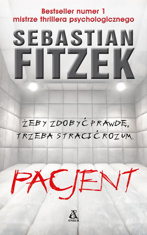 okładka Pacjentksiążka |  | Sebastian Fitzek