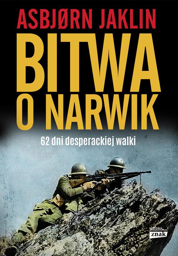 okładka Bitwa o Narwikebook | epub, mobi | Jaklin Asbjorn