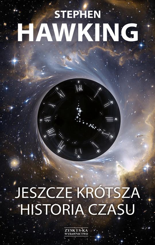 okładka Jeszcze krótsza historia czasuebook | epub, mobi | Stephen Hawking, Leonard Mlodinow