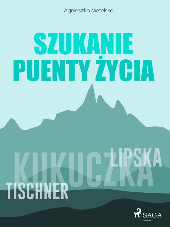 okładka Szukanie puenty życiaebook | epub, mobi | Agnieszka Metelska