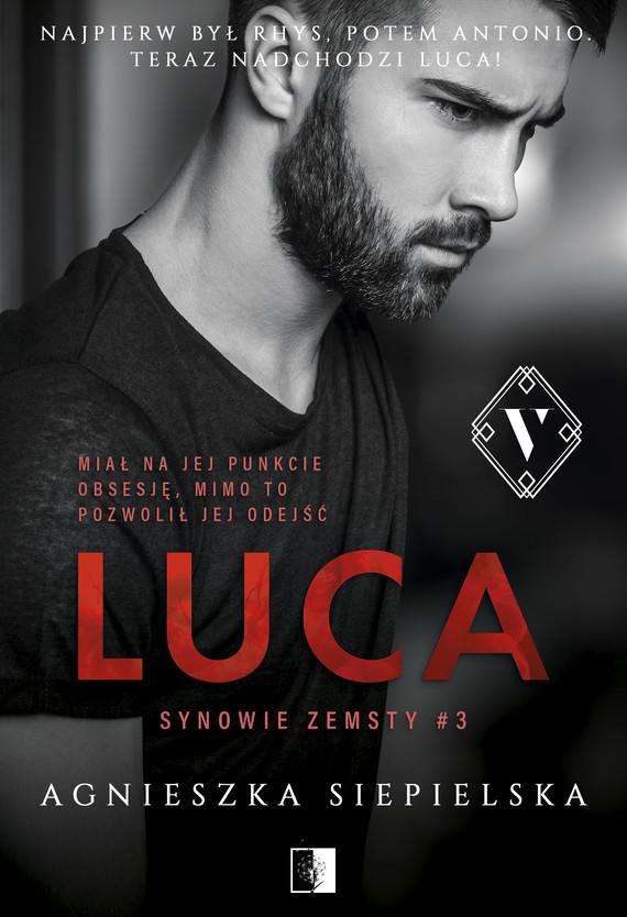 okładka Lucaebook | epub, mobi | Agnieszka Siepielska