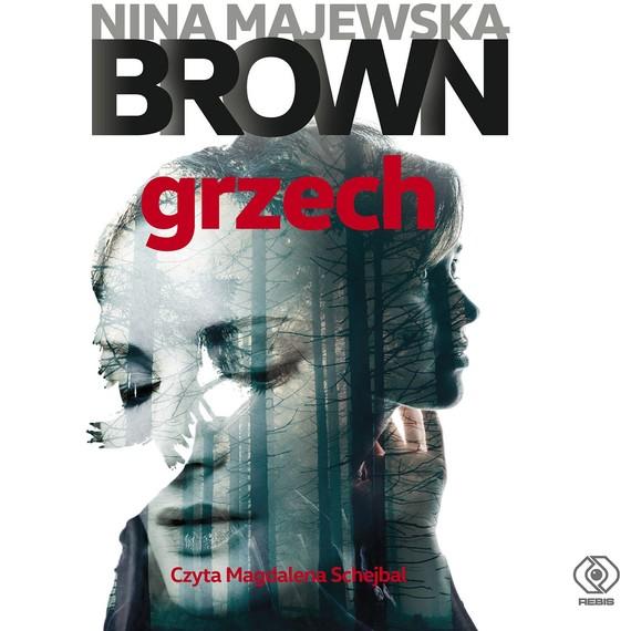 okładka Grzechaudiobook | MP3 | Nina Majewska-Brown