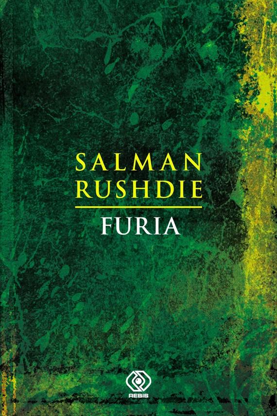okładka Furiaebook   epub, mobi   Salman Rushdie