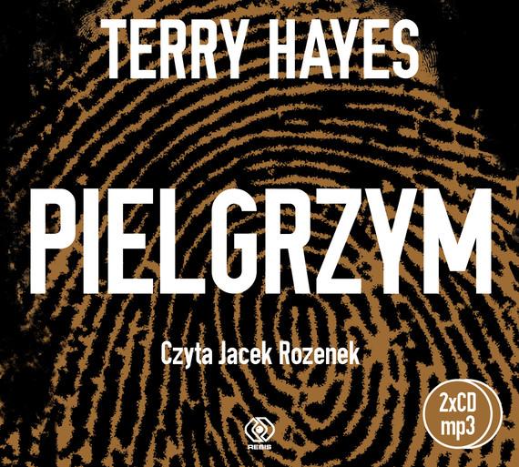 okładka Pielgrzymaudiobook | MP3 | Terry Hayes