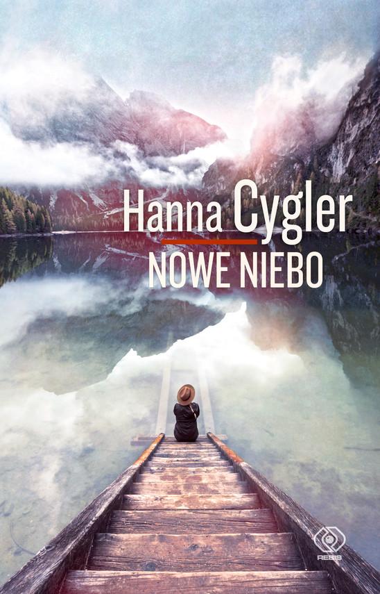 okładka Nowe nieboebook | epub, mobi | Hanna Cygler