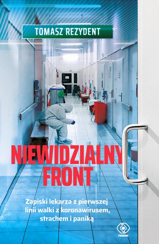 okładka Niewidzialny frontebook | epub, mobi | Rezydent Tomasz