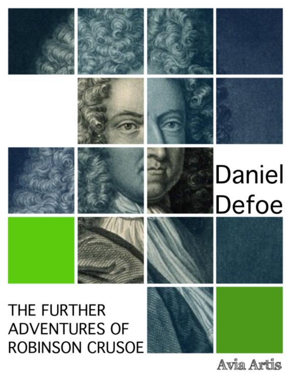 okładka The Further Adventures of Robinson Crusoeebook | epub, mobi | Daniel Defoe