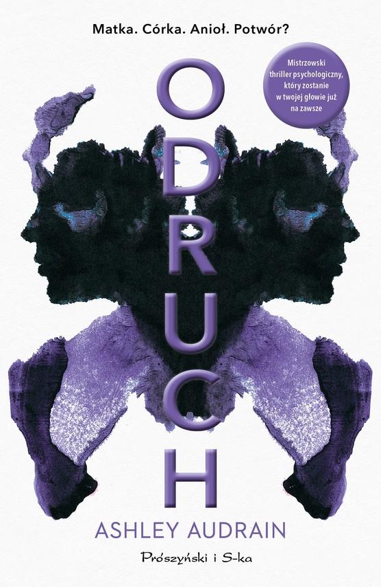 okładka Odruchebook | epub, mobi | Audrain Ashley
