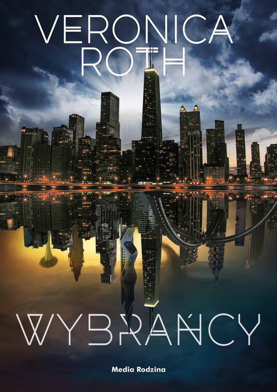 okładka Wybrańcyebook | epub, mobi | Veronica Roth