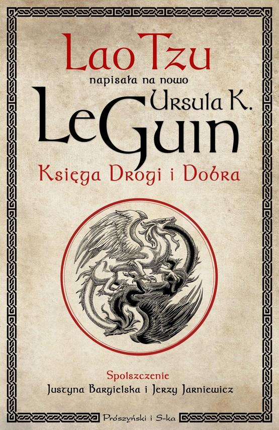 okładka Księga Drogi Dobraebook   epub, mobi   Ursula K. LeGuin