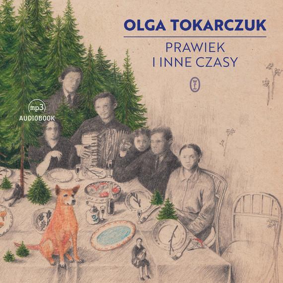 okładka Prawiek i inne czasyaudiobook | MP3 | Olga Tokarczuk