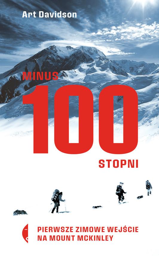 okładka Minus 100 stopniebook   epub, mobi   Davidson Art