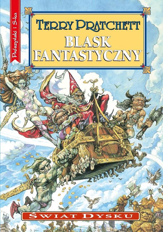 okładka Blask fantastycznyebook | epub, mobi | Terry Pratchett