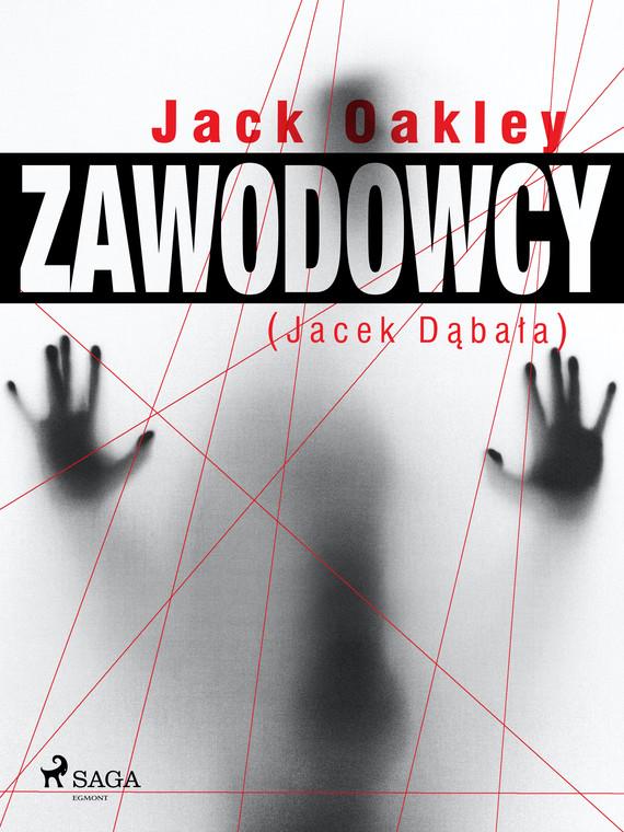 okładka Zawodowcyebook   epub, mobi   Jack Oakley