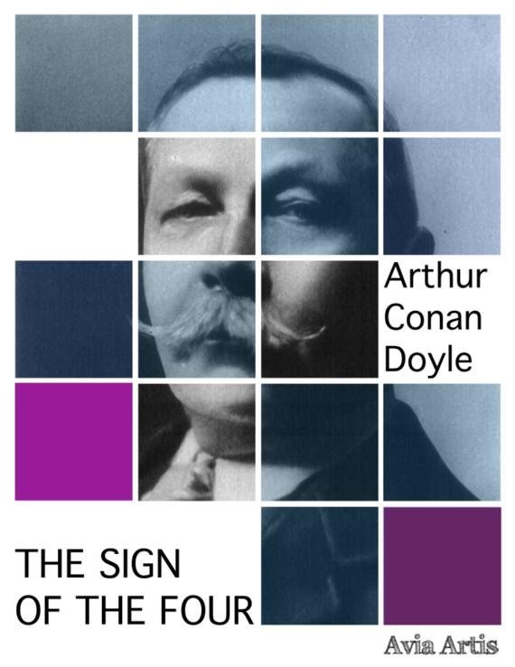 okładka The Sign of the Fourebook | epub, mobi | Arthur Conan Doyle
