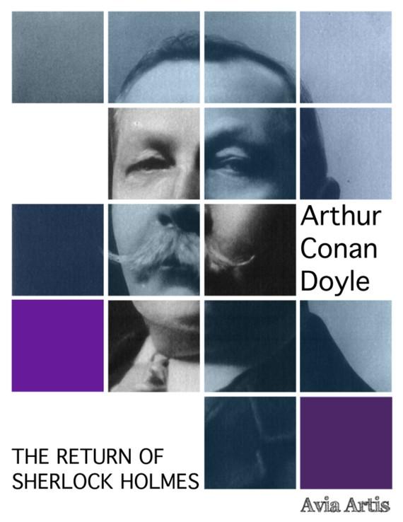 okładka The Return of Sherlock Holmesebook | epub, mobi | Arthur Conan Doyle
