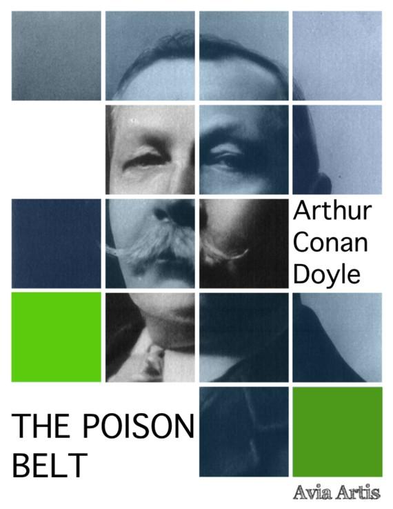 okładka The Poison Beltebook | epub, mobi | Arthur Conan Doyle