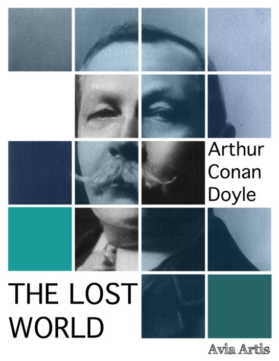 okładka The Lost Worldebook | epub, mobi | Arthur Conan Doyle