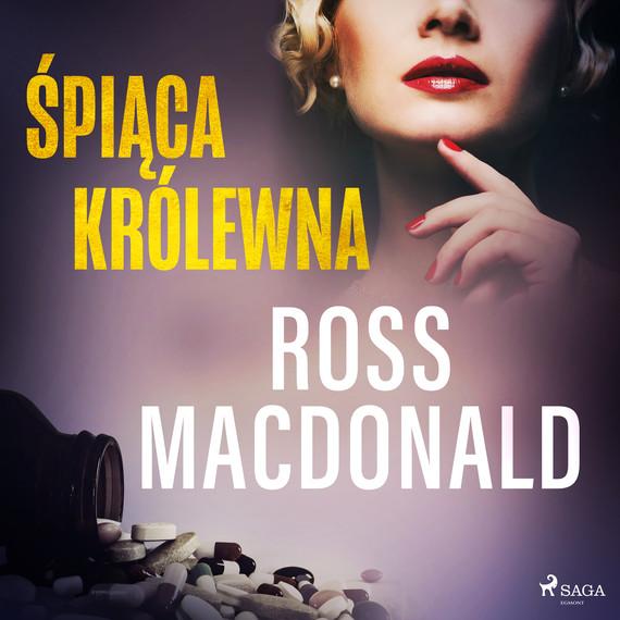 okładka Śpiąca królewnaaudiobook   MP3   Ross Macdonald