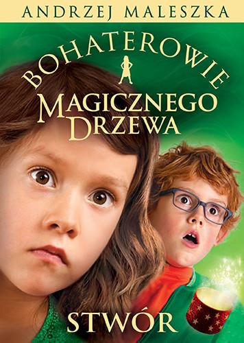 okładka Bohaterowie Magicznego Drzewa. Stwórksiążka |  | Andrzej Maleszka