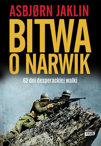 okładka Bitwa o Narwikksiążka |  | Jaklin Asbjorn