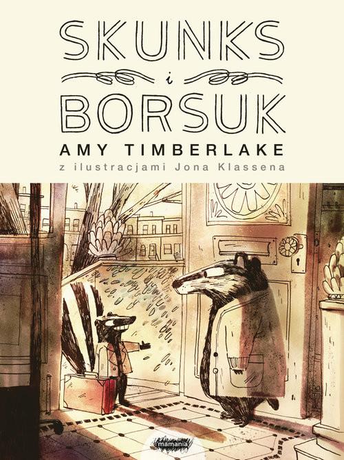 okładka Skunks i Borsukksiążka |  | Timberlake Amy, Klassen Jon