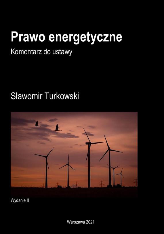 okładka Prawo energetyczneebook | epub, mobi | Sławomir Turkowski
