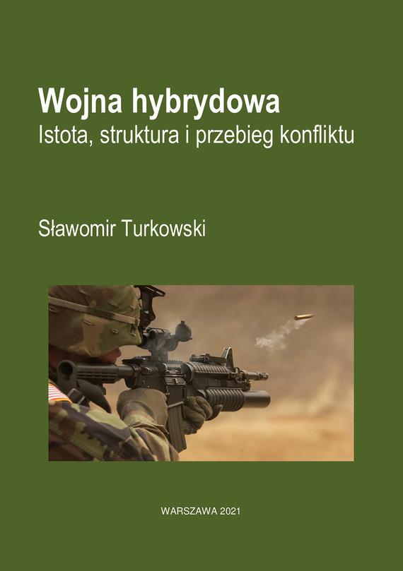okładka Wojna hybrydowaebook   epub, mobi   Sławomir Turkowski
