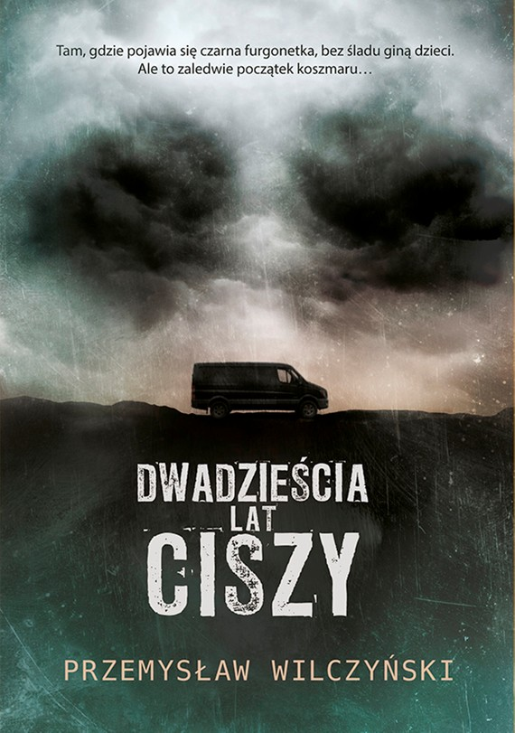 okładka Dwadzieścia lat ciszyebook | epub, mobi | Przemysław Wilczyński