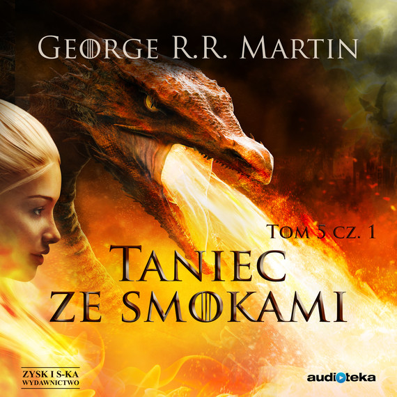 okładka Taniec ze smokami, cz. 1audiobook | MP3 | George R.R. Martin