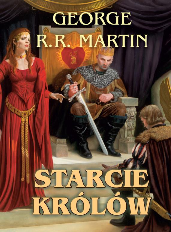okładka Starcie Królówebook | epub, mobi | George R.R. Martin