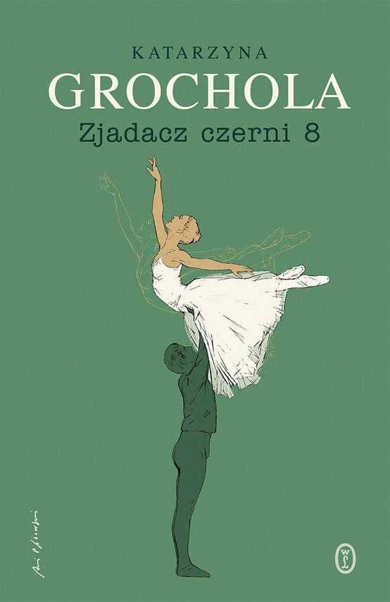 okładka Zjadacz czerni 8ebook   epub, mobi, pdf   Katarzyna Grochola