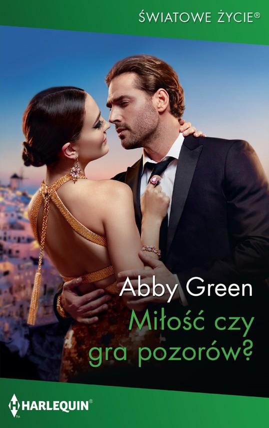 okładka Miłość czy gra pozorów?ebook | epub, mobi | Abby Green