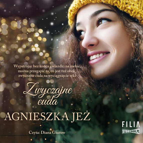 okładka Zwyczajne cudaaudiobook   MP3   Agnieszka Jeż