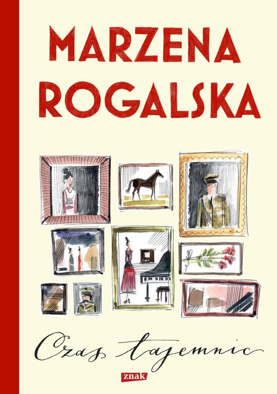 okładka Czas tajemnic. Saga o Karli Linde tom 1ebook | epub, mobi | Marzena Rogalska
