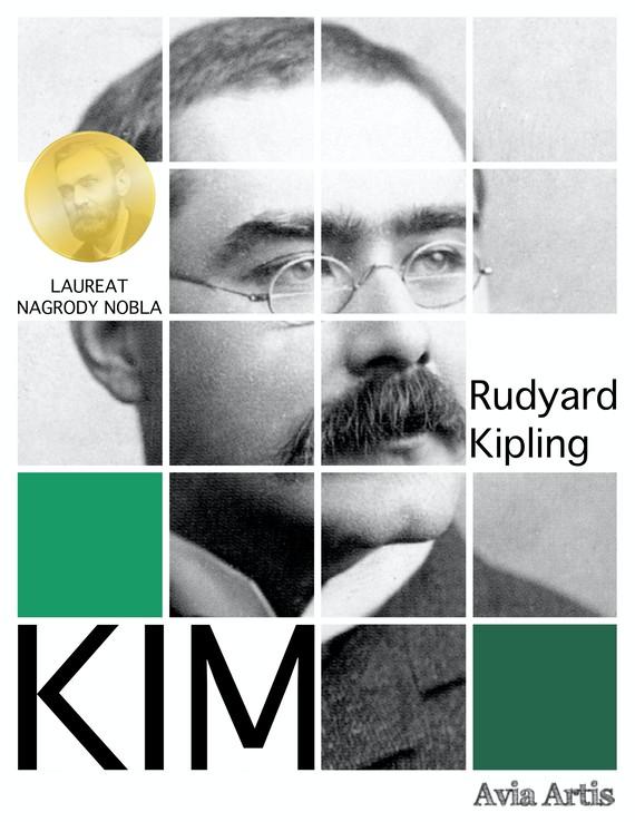 okładka Kimebook | epub, mobi | Rudyard Kipling
