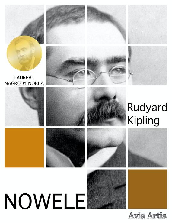 okładka Noweleebook | epub, mobi | Rudyard Kipling
