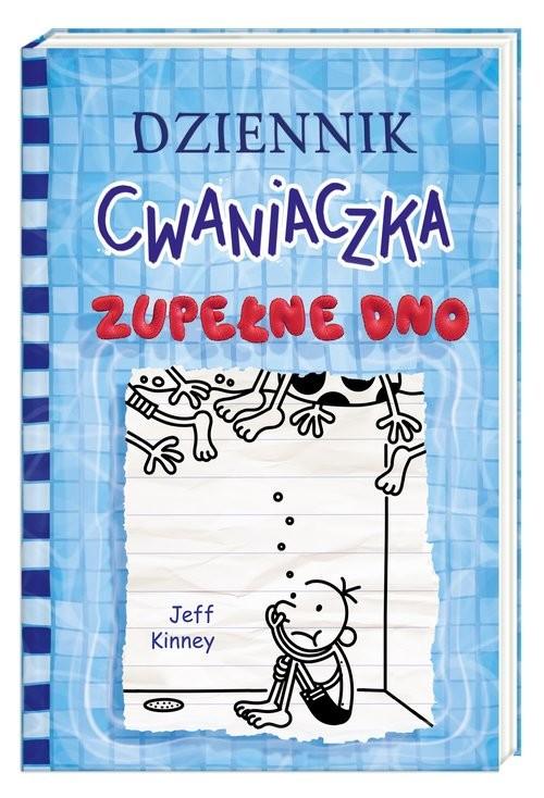 okładka Dziennik cwaniaczka 15 Zupełne dnoksiążka |  | Jeff Kinney