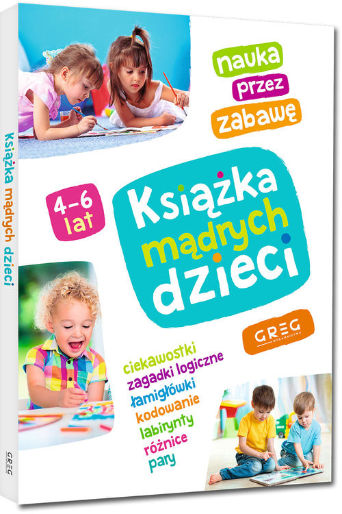 okładka Książka mądrych dzieciksiążka |  |