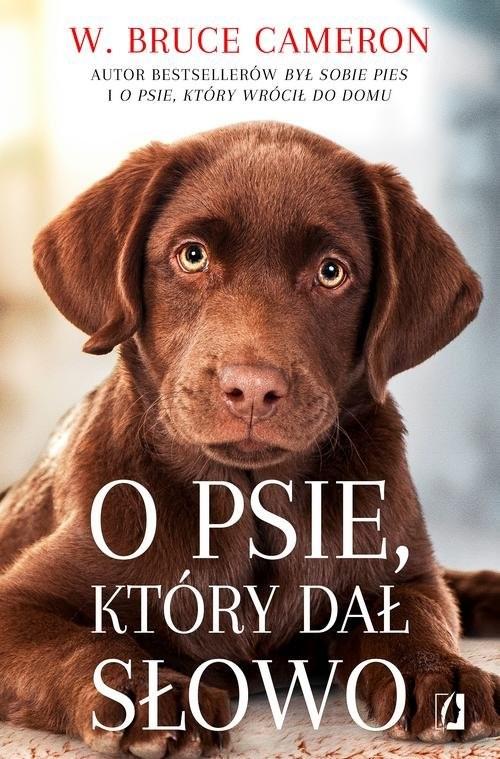 okładka O psie który dał słowoksiążka |  | W. Bruce Cameron