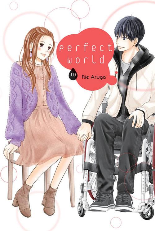 okładka Perfect World #10książka |  | Aruga Rie