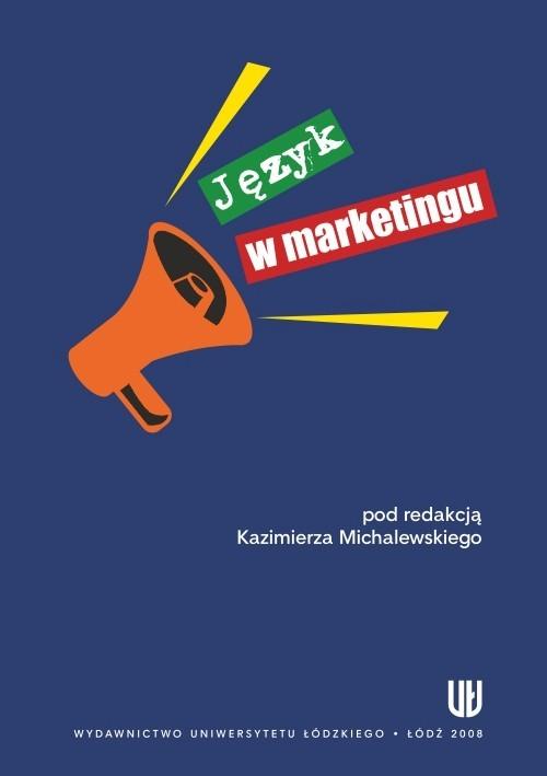 okładka Język w marketinguebook | pdf | NULL