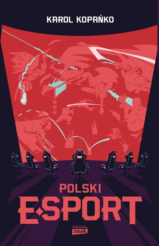 okładka Polski e-sportebook | epub, mobi | Karol Kopańko