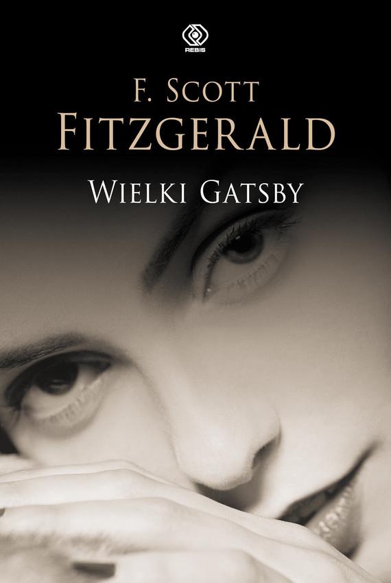 okładka Wielki Gatsbyebook | epub, mobi | Scott F. Fitzgerald