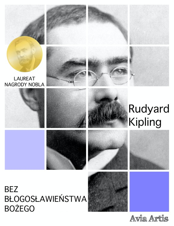 okładka Bez błogosławieństwa bożegoebook   epub, mobi   Rudyard Kipling