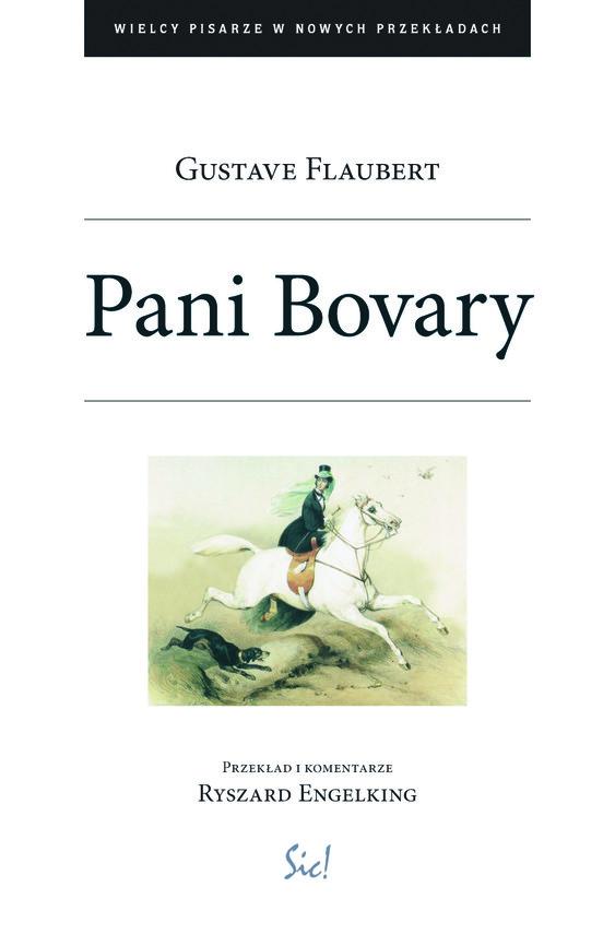 okładka Pani Bovaryebook   epub, mobi   Gustave Flaubert